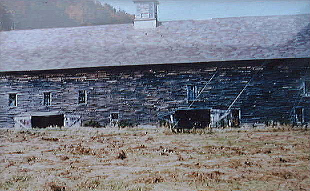 The Barn, Before