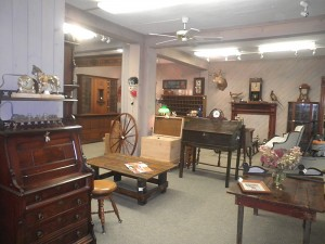 Antique Shop Interior 1
