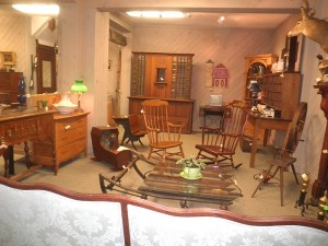 Antique Shop Interior 2